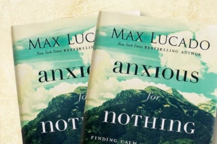 Anxious for Nothing Books