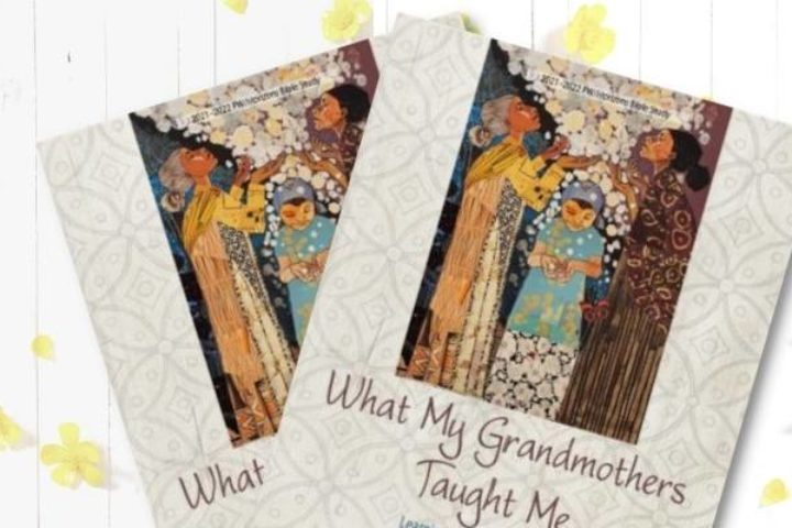 What My Grandmothers Taught Me Book